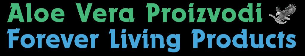 Aloe Vera Forever Livings Products logotip veliki